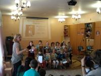 У нас в гостях была Библиотека (10.05.18)