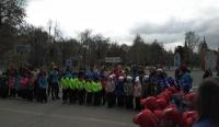 Городской легкоатлетический Забег – 2018 дошкольников (25.05.18)