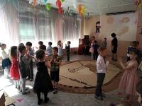 Итоговое мероприятие для детей и родителей средней группы