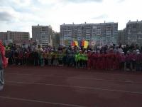 Районная легкоатлетическая эстафета