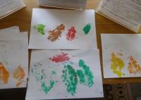 "Тема недели была ""Краски осени"" (26.09-30.09)"