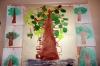 """Тема недели была (20-24.03.17) """"Мир природы (деревья)"""